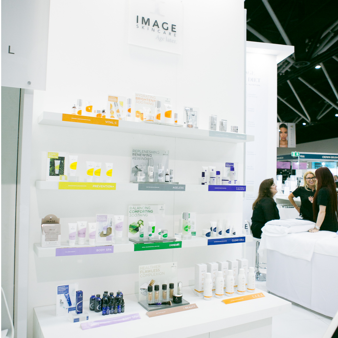 Image Skincare at Beauty Expo Australia - Image Skincare